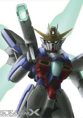 After War Gundam X's Poster