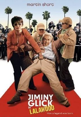 Jiminy Glick in Lalawood's Poster