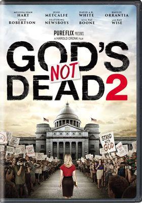 신은 죽지 않았다 2의 포스터