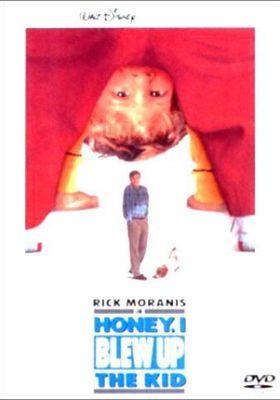 Honey, I Blew Up the Kid's Poster