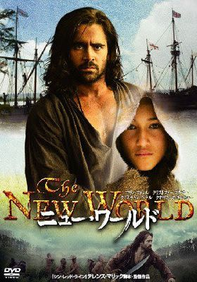 뉴 월드의 포스터