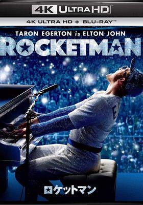 Rocketman's Poster