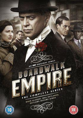 보드워크 엠파이어 시즌 1의 포스터