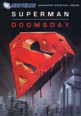『スーパーマン:ドゥームズデイ』のポスター