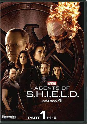 에이전트 오브 쉴드 시즌 4의 포스터