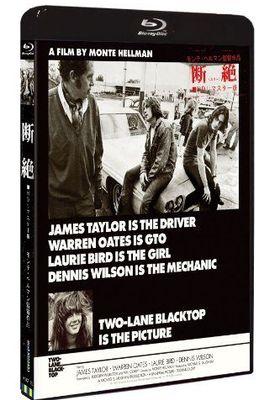 Two-Lane Blacktop's Poster