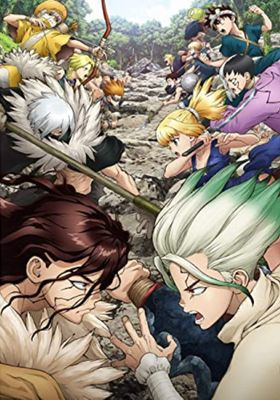 Dr. Stone Stone Wars's Poster