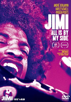 Jimi: All Is by My Side's Poster