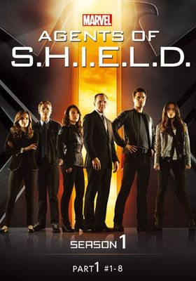 Marvel's Agents of S.H.I.E.L.D. Season 1's Poster