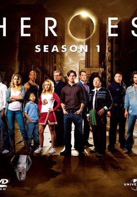 Heroes Season 1's Poster