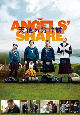 The Angels Share's Poster