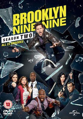 Brooklyn Nine-Nine Season 2's Poster
