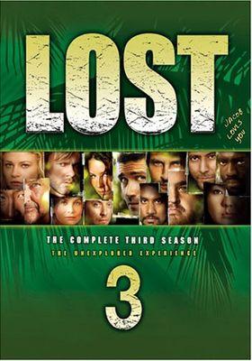 Lost Season 3's Poster
