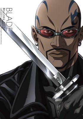 Marvel Blade's Poster