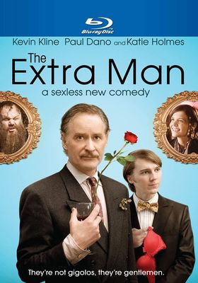 The Extra Man's Poster