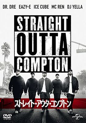 Straight Outta Compton's Poster