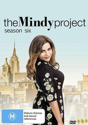 민디 프로젝트 시즌 6의 포스터