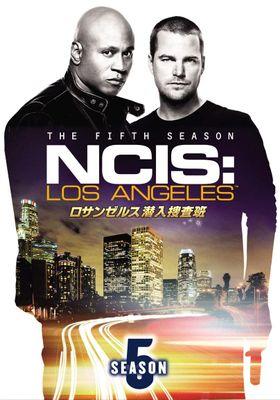 NCIS: 로스앤젤레스 시즌 5의 포스터