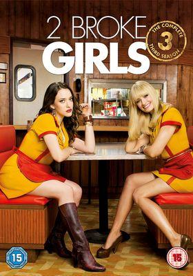 2 Broke Girls Season 3's Poster