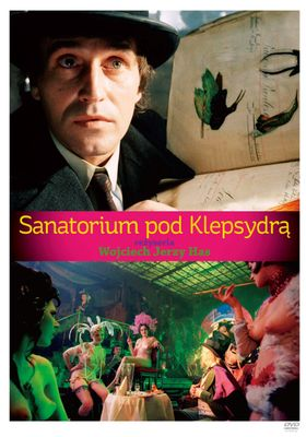 The Hourglass Sanatorium's Poster