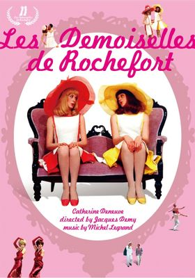 The Young Girls of Rochefort's Poster