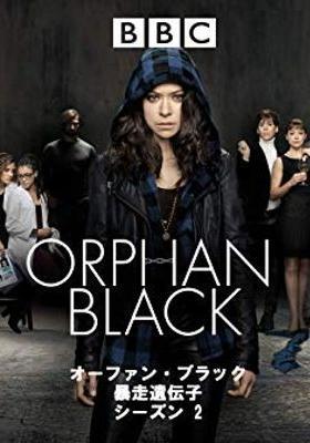 Orphan Black Season 2's Poster
