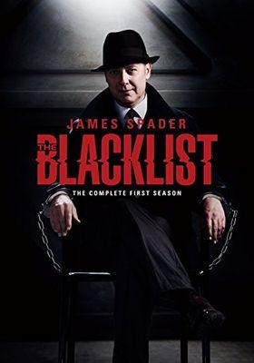 『ブラックリスト シーズン1』のポスター