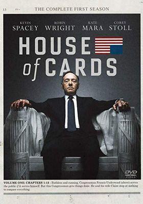 하우스 오브 카드 시즌 1의 포스터