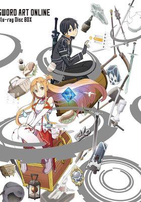 Sword Art Online Season 1's Poster