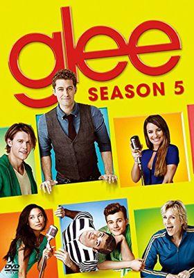 Glee Season 5's Poster
