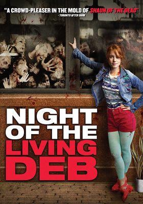 살아있는 데브의 밤의 포스터