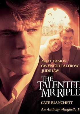 The Talented Mr. Ripley's Poster