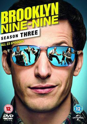 Brooklyn Nine-Nine Season 3's Poster