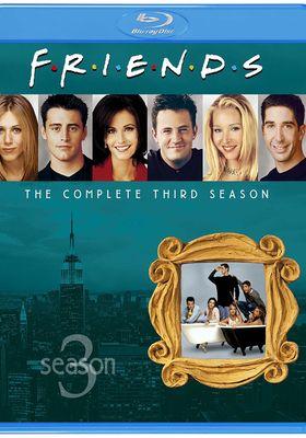 프렌즈 시즌 3의 포스터