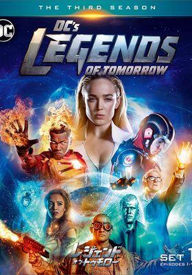 DC's Legends of Tomorrow Season 3's Poster