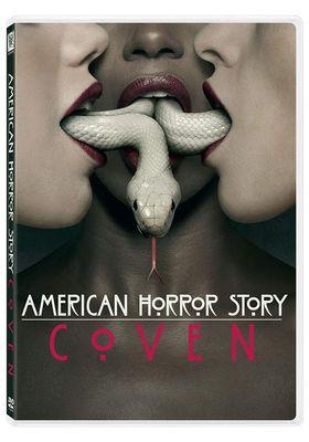 『アメリカン・ホラー・ストーリー シーズン3 : 魔女団』のポスター