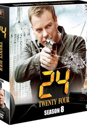 24 시즌 8의 포스터