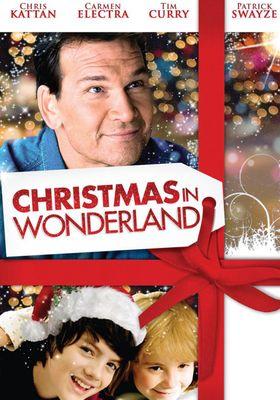 『Christmas in Wonderland』のポスター