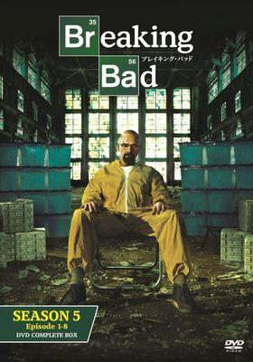 브레이킹 배드 시즌 5의 포스터