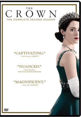 The Crown Season 2's Poster