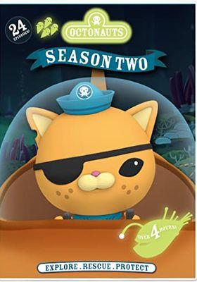 『すすめ!オクトノーツ シーズン 2』のポスター