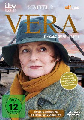 『ヴェラ 〜信念の女警部〜 シーズン2』のポスター