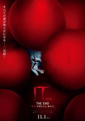 It Chapter Two's Poster