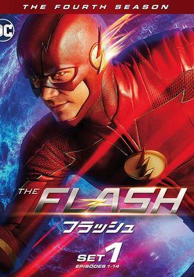 The Flash Season 4's Poster