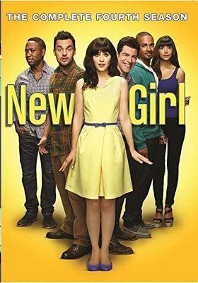 New Girl Season 4's Poster