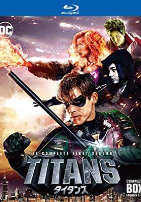 Titans Season 1's Poster