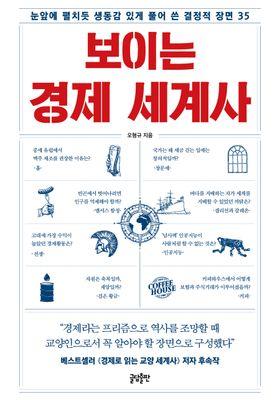 『보이는 경제 세계사』のポスター
