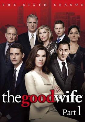 The Good Wife Season 6's Poster