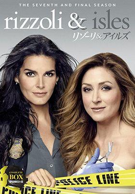 Rizzoli & Isles Season 7's Poster
