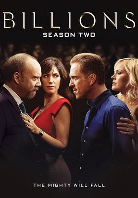 『ビリオンズ シーズン2』のポスター